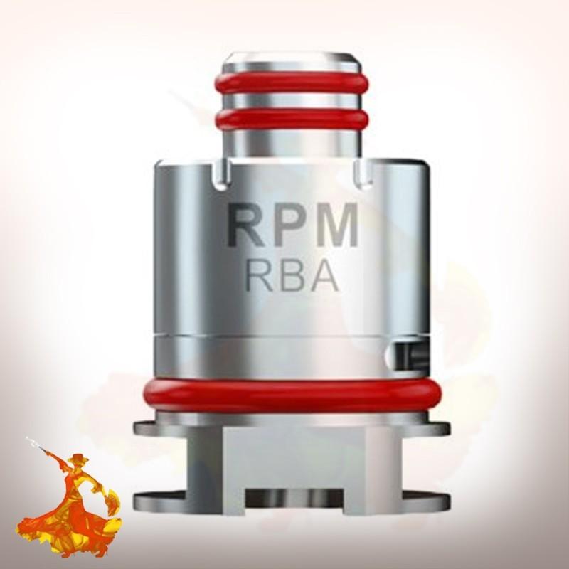 Mèche RBA pour RPM 40 Smok tech