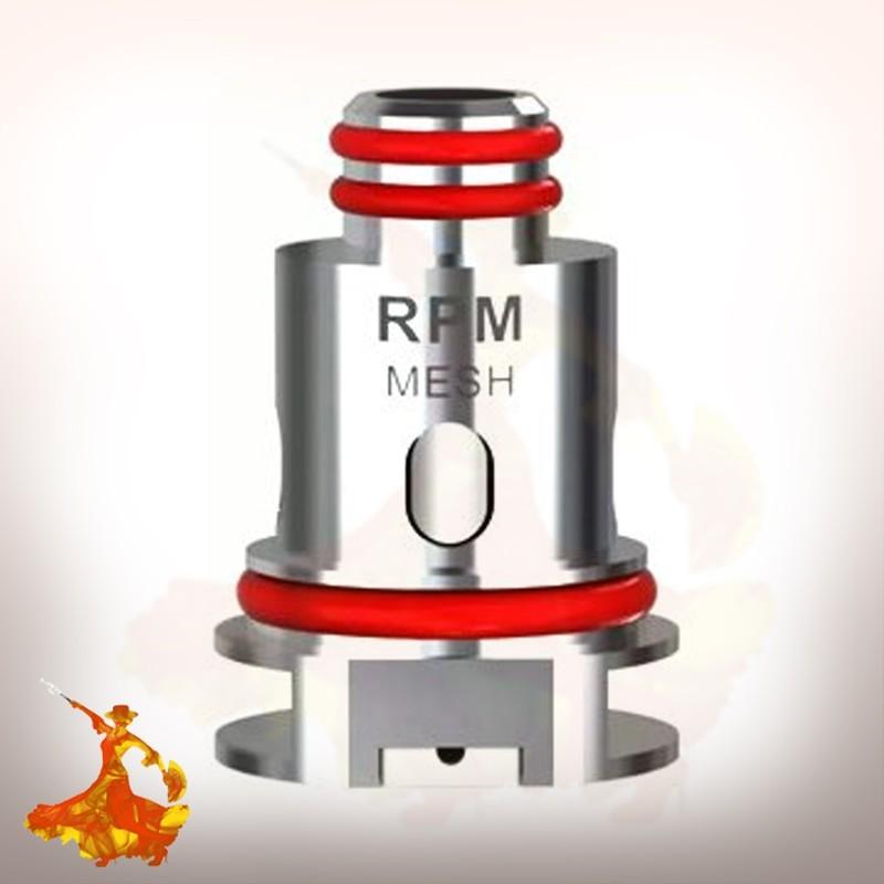 Mèche Mesh 0.4ohm RPM Smok tech