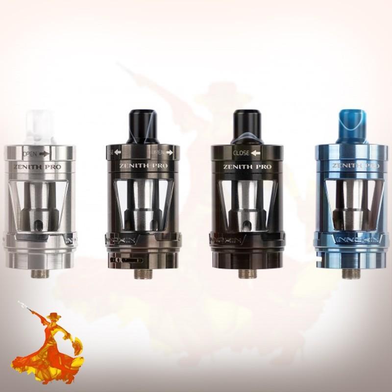 Clearomiseur Zenith Pro 5ml 25mm Innokin