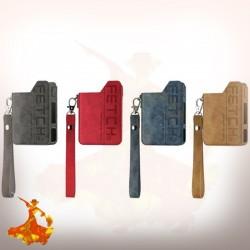 Coque de protection en cuir pour Fetch Mini Pod Smok tech