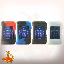 Housse Skin Silicone pour Aegis X Geek vape