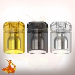 Réservoir Precisio MTL RTA 2.7ml Polycarbonate/Ultem BD Vape