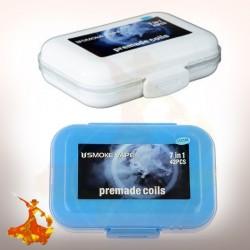 Boîte Coil NI80 ou SS316L 7 en 1 Smok Vape