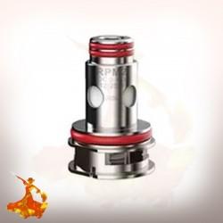 Résistances Mesh MTL RPM 0.4ohm SCAR P3 / P5 Smok tech