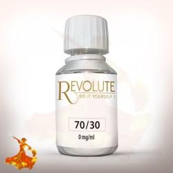 Base PG 70% VG 30% Revolute 115ml
